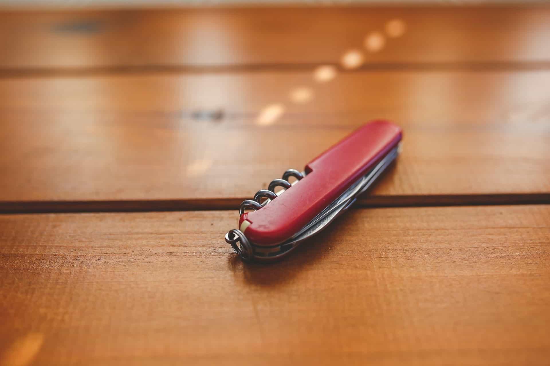 Schweizer Taschenmesser: Test & Empfehlungen (11/20)