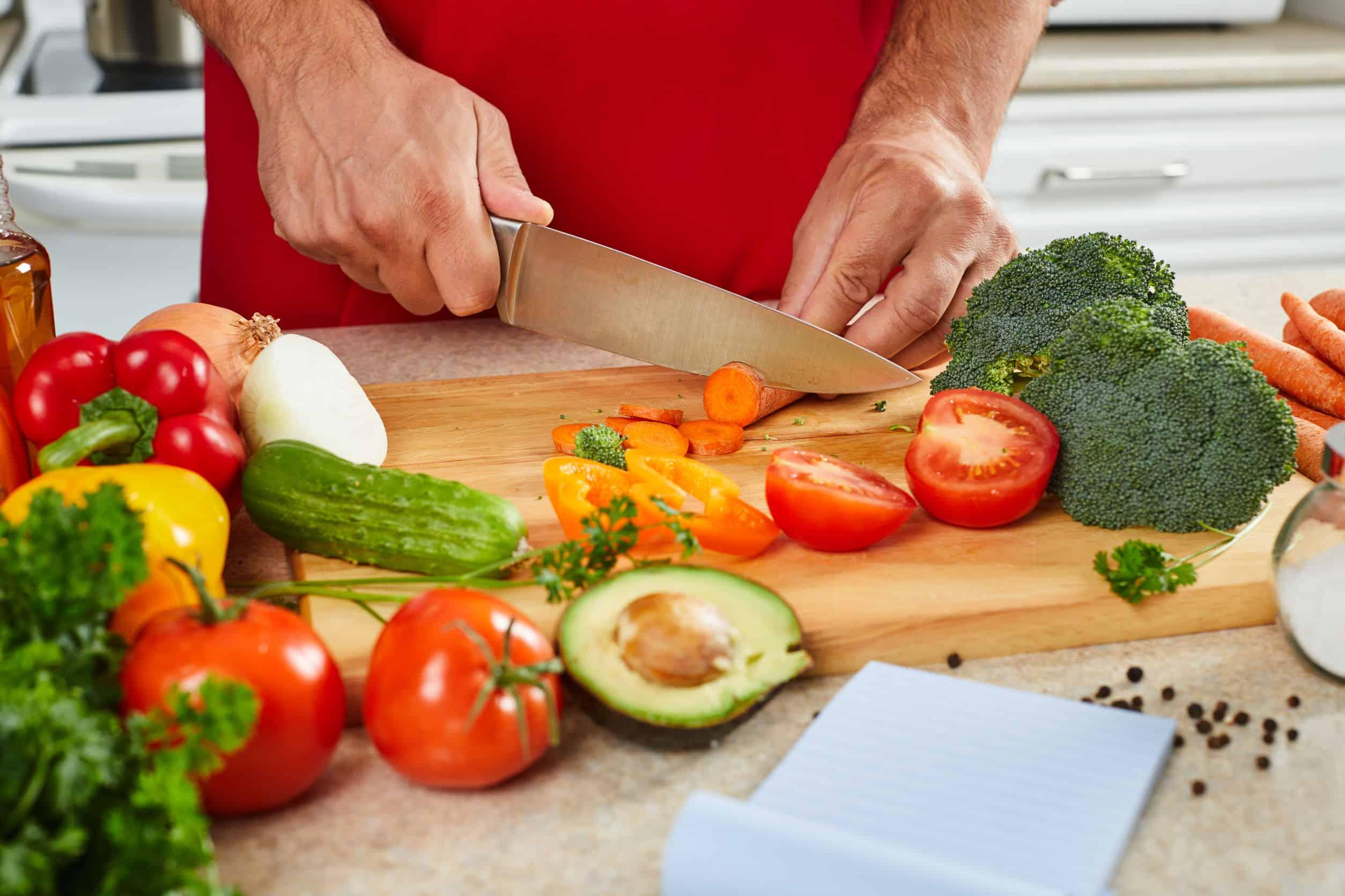 Gemüsemesser: Test & Empfehlungen (04/21)