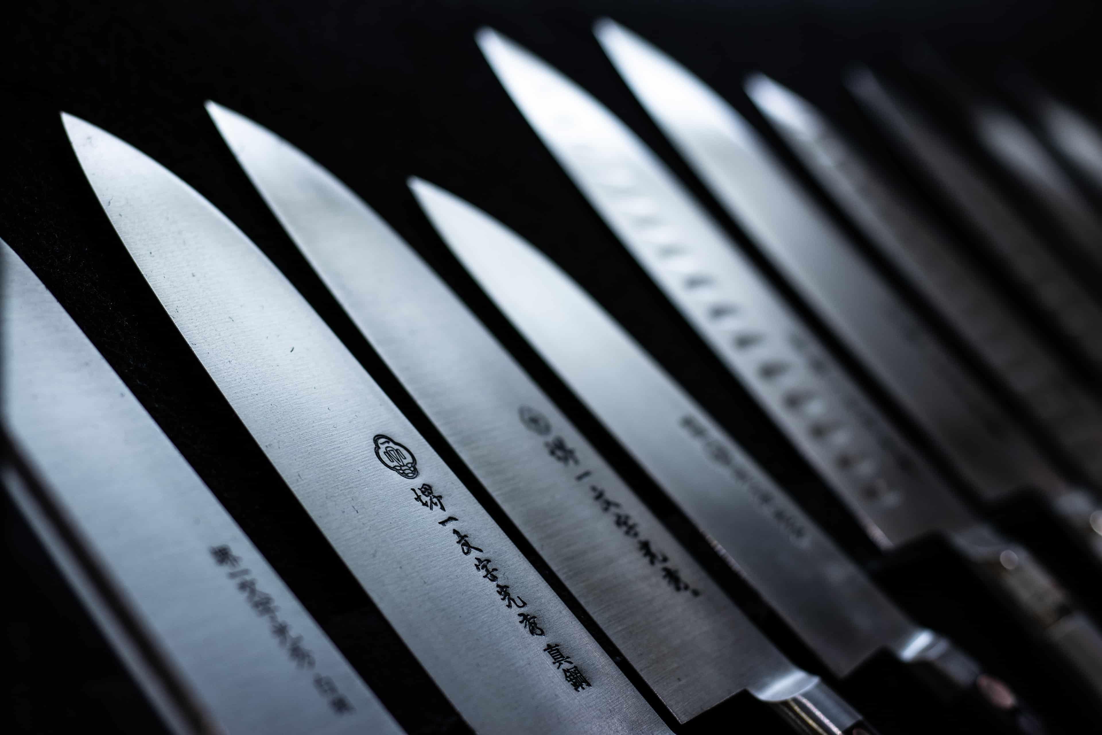 Handgeschmiedetes Messer: Test & Empfehlungen (01/20)