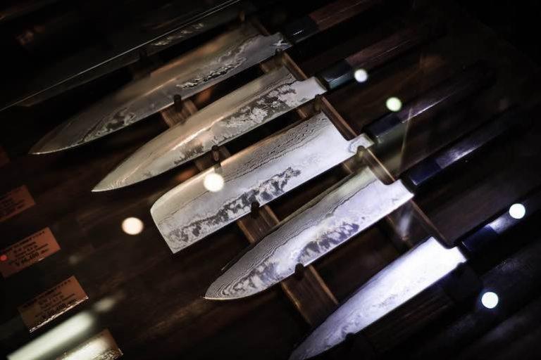 Damaszener Messer-1