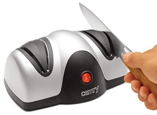 Adler Elektrischer Messerschärfer mit 40 W Leistung CR 4469, mehrfarbig