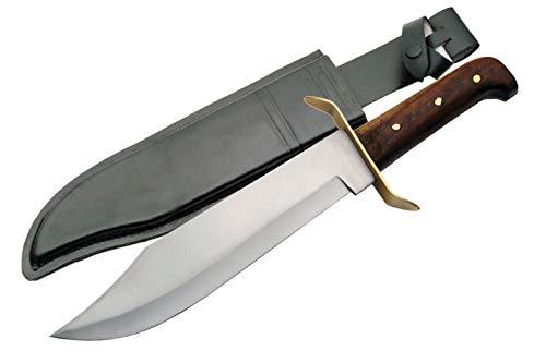 Szco Supplies Carbon Stahl Bowie Messer